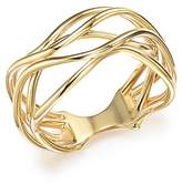 Bloomingdale's 14K Yellow Gold Wave Wire Ring - 100% Exclusive