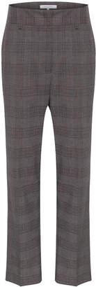 Gerard Darel 7-8 Tartan Louisiane Pants