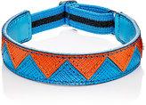 Prada Men's Leather & Elastic Bracelet