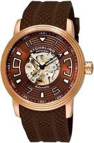 Stuhrling Original Men's Classic Delphi Archer Automatic Skeleton Watch 1079.3346K59