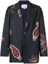 Paria Farzaneh Celebrity suit jacket
