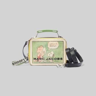 Marc Jacobs Peanuts x The Mini Box Bag