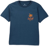 Rip Curl DC Palm Split Premium Tee (Big Boys)