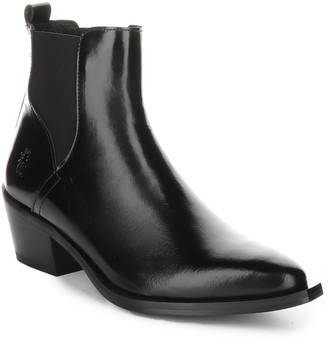 Fly London Inep Leather Comfort Bootie