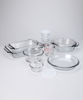 Anchor Hocking Baking 10-Piece Set