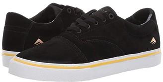 Emerica Provider X Psockadelic (Black) Men's Skate Shoes