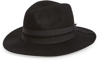 Nordstrom Floppy Wool Panama Hat