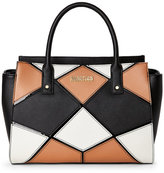 Kenneth Cole Reaction Black Cathedral Satchel