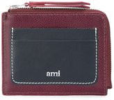 Ami Alexandre Mattiussi colour block wallet