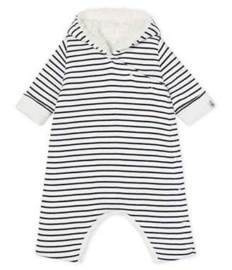 Petit Bateau Baby Combinaison Longue_4968501 Footies,(Size: 3M/60centimeters)