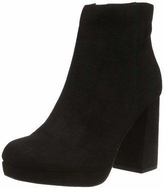 New Look Women's WF ANNALISE IC-SDT PTFM AKL BT101:1:S208 Ankle Boots