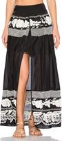 Aijek Andrea Maxi Skirt