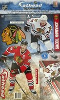 Fathead NHL Jonathan Toews Chicago Blackhawks Home and Away 2015 Teammate