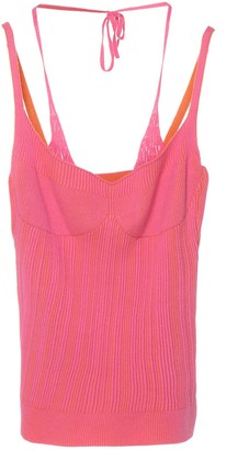 Jacquemus Knitted Tank Top