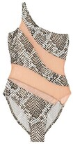 Thumbnail for your product : Norma Kamali One-piece swimsuit