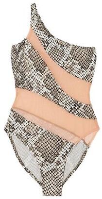 Norma Kamali One-piece swimsuit