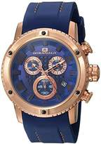 Oceanaut Men's OC3126R Analog Display Quartz Watch