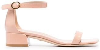 Stuart Weitzman Nudist June 35mm sandals