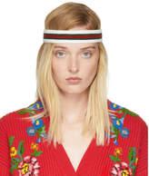 Gucci Tricolor Web Headband