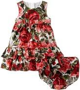 Dolce & Gabbana Zambia Shirt/Shorts Set Girl's Dress