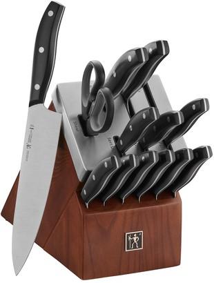 J.A. Henckels International HENCKELS Definition 14-piece Self-Sharpening Knife Block set