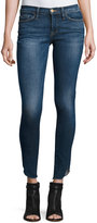 Frame Le Skinny de Jeanne Jeans with Tulip Hem, York