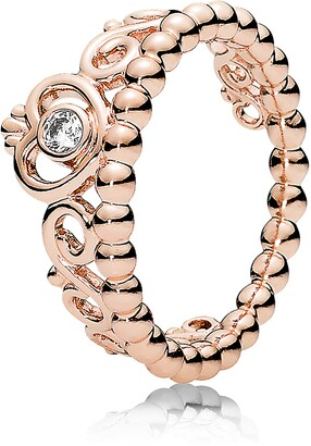 Pandora Rose My Princess Tiara Ring