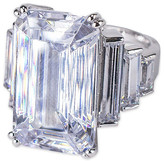 CZ by Kenneth Jay Lane - Classic Emerald Cut Ring