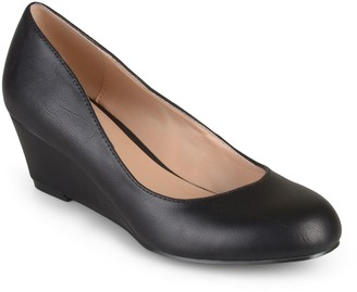 Journee Collection Dolup Women's Wedge Loafers