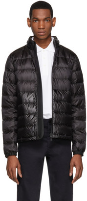 Moncler Black Down Aimar Jacket