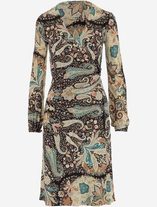 Etro Stretch Viscose Women's Dress