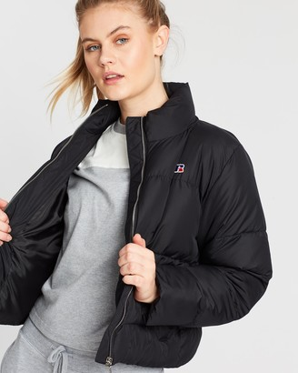 Russell Athletic RA Mid Puffer Jacket
