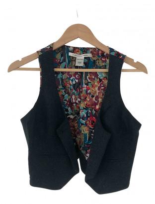 Diane von Furstenberg Multicolour Tweed Tops