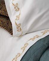 Peacock Alley Queen 420 Thread Count Serenade Fitted Sheet