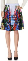 DSQUARED2 Knee length skirts - Item 35340854
