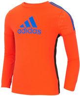 adidas Boys 2-7 Printed Soccer Tee