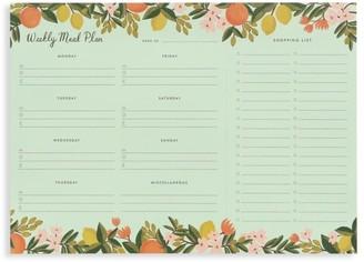 Rifle Paper Co. Citrus Floral Notepad