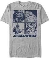 Star Wars Men's Baddies Graphic T-Shirt
