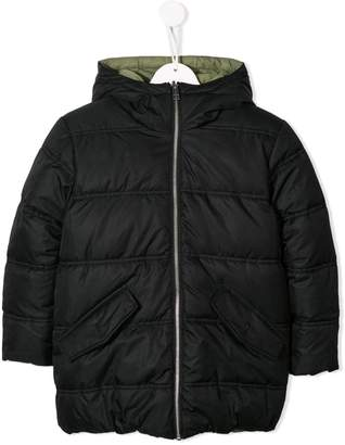 Zadig & Voltaire Kids classic padded jacket