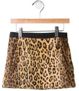 Milly Minis Girls' Patterned Mini Skirt