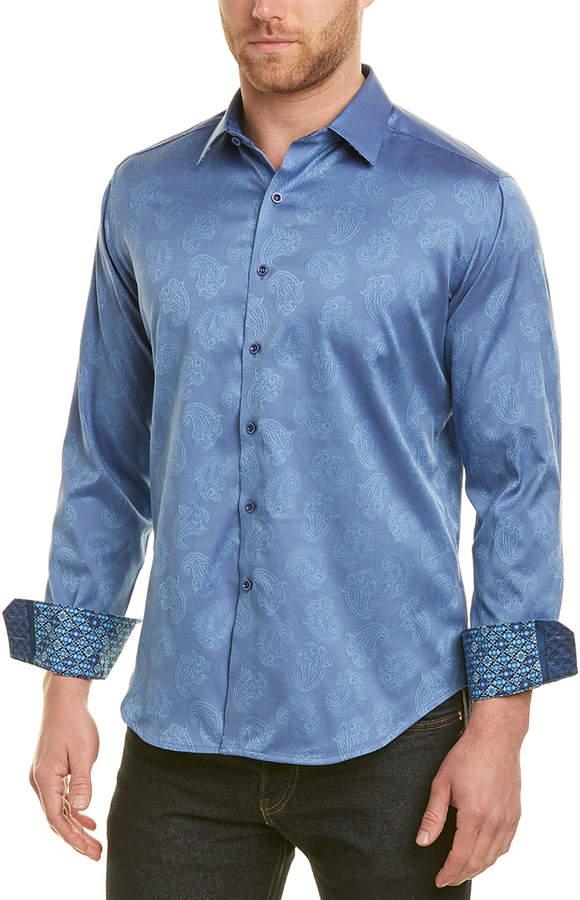 Robert Graham Haystack Classic Fit Woven Shirt