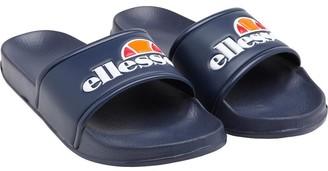 Ellesse Mens Slide Sandals Navy