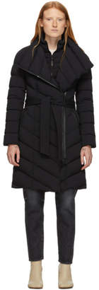 Mackage Black Down Ilena Coat