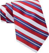 JCPenney Stafford James Stripe Silk Tie