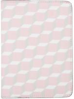 Pierre Hardy SSENSE Exclusive Pink Cube Passport Holder