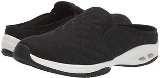 Skechers Commute Time - Tuft Times (Black) Women's Clog Shoes
