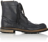 Star Usa John Varvatos John Varvatos STAR U.S.A. MEN'S STRUMMER WINTER WINGTIP BOOTS