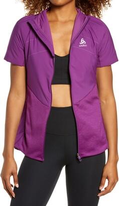 Odlo S-Thermic Millenium Short Sleeve Full Zip Jacket