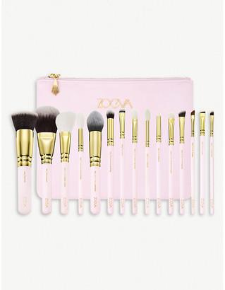 Zoeva Ladies Screen Queen Complete Brush Set