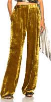 ATTICO Caterina 3 Velvet Trousers